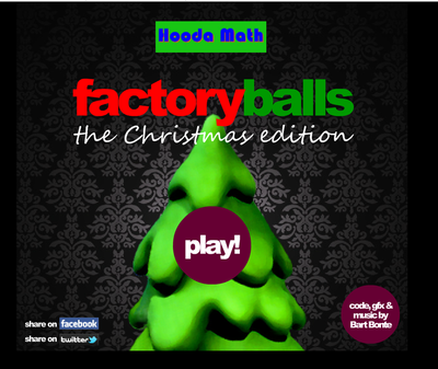 Factory Balls Hooda Math